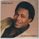 George Benson - Turn Your Love Around 45 RPM Record + PICTURE SLEEVE
