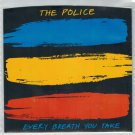 Police - Every Breath You Take 45 RPM Record + PICTURE SLEEVE