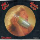 The Cars - Shake It Up 45 RPM Record + PICTURE SLEEVE