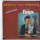 Harold Faltermeyer - Fletch Theme 45 RPM Record + PICTURE SLEEVE