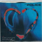 Police - Every Little Thing She Does Is Magic 45 RPM Record + PICTURE SLEEVE