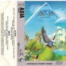 Alpha by Asia AUDIO Cassette Geffen Rock