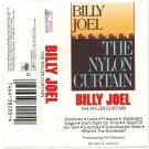 Billy Joel The Nylon Curtain AUDIO CASSETTE Columbia