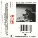 Billy Joel The Stranger AUDIO CASSETTE Columbia