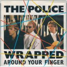 Police - Wrapped Around Your Finger 45 RPM Record + PICTURE SLEEVE