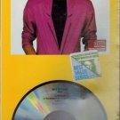 Hits! by Boz Scaggs CD + LONGBOX Feb-1983, Columbia USA