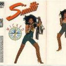 Sinitta Wicked AUDIO CASSETTE 1989 Atlantic Records