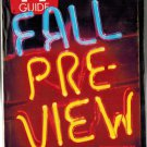 TV Guide FALL PREVIEW 1993 September 18 - 24 NO LABEL SAN FRANCISCO EDITION