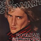 Rod Stewart - Foolish Behaviour Vinyl LP Record