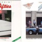 Baby Boomer Classics 2 CD LOT Rockin' Fifties & Sock Hoppin' Sixties JCI Warner