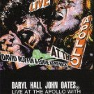 Daryl Hall & John Oates Live At The Apollo AUDIO CASSETTE David Ruffin