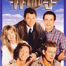 Wings - Season 1 & 2 DVD NEW SEALED 2006, 4-Disc Set Timothy Daly, Steven Weber