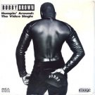 "Bobby Brown Humpin' Around: The Video SIngle Laserdisc 8"" NEW SEALED NTSC"