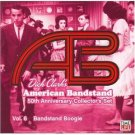 TIME LIFE Dick Clark's American Bandstand Vol 6 Bandstand Boogie - 2 CD SET