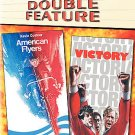 American Flyers & Victory DVD NEW SEALED 2005, 2-Disc Set)