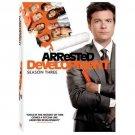 Arrested Development - Season 3 DVD + SLIPCOVER NEW SEALED 2-disc set