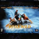 The River Wild LASERDISC NEW SEALED Kevin Bacon NTSC