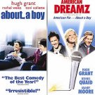 About A Boy / American Dreamz DVD NEW SEALED Hugh Grant