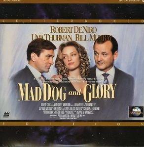 Mad Dog And Glory LASERDISC NEW SEALED Robert DeNiro Bill Murray NTSC