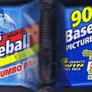 Topps 1992 Baseball Jumbo Pack NEW SEALED 90 card count