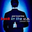 Paul McCartney - Back in the U.S. Live DVD