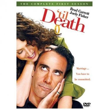 'Til Death - The Complete First Season DVD NEW SEALED Brad Garrett Joely Fisher