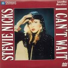 "Stevie Nicks - I Can't Wait 8"" Pioneer Artists 1983 REMASTERED DIGITAL SOUND"