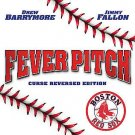 Fever Pitch DVD NEW SEALED + SLIPCOVER Jimmy Fallon Drew Barrymore RED SOX