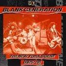 RHNO D.I.Y.: Blank Generation: The New York Scene (1975-78) CD