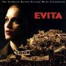 Evita Original Soundtrack CD Madonna Andrew Lloyd Webber 2 discs