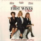 The First Wives Club LASERDISC NEW SEALED Goldie Hawn Bette Midler NTSC