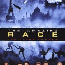 The Amazing Race - The Complete First Season DVD NEW SEALED Phil Keoghan