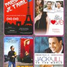 Paris, Je T'aime/The Truth About Love/My Date with Drew/Jack & Jill vs the World