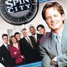 Spin City: Season One DVD NEW SEALED 2008 Michael J. Fox Alan Ruck Richard Kind