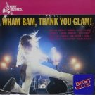 Wham Bam Thank You Glam by Various Artists CD Jun-1994 Risky Business / Sony