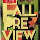 TV Guide FALL PREVIEW 1994 September 17 - 23 NO LABEL LOS ANGELES EDITION