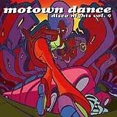 Disco Nights Vol. 9: Motown Dance by Various Artists CD Jul-1995, Rebound