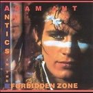 Antics in the Forbidden Zone by Adam and the Ants/Adam Ant CD 1990