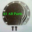 Muffler Exhaust Deflector  SMALL     see size inside    Bike Mower Motor Engine
