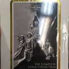 Star Wars Complete 6 movie Complete Collection Boxset DVD