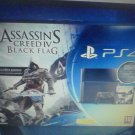 PS4 CONSOLE *BRAND NEW* Assassin's Creed Black Flag bundle w/ games, controllers