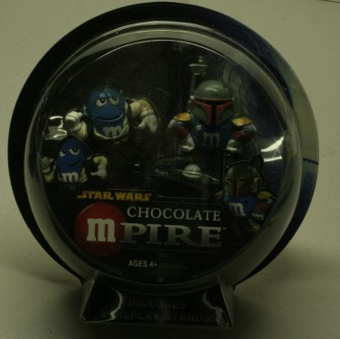 STAR WARS CHOCOLATE EMPIRE M&M ACTION FIGURE