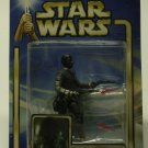 STAR WARS A NEW HOPE DJAS PUHR ALIEN BOUNTY HUNTER ACTION FIGURE
