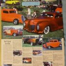 GOODGUYS 11TH WEST COAST ROD & CUSTOM NATIONALS poster Pleasanton classic auto