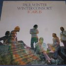 Paul Winter/Winter Consort ICARUS LP Epic PE 31643 New Age/Jazz 1972 EX/VG