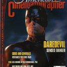 AMERICAN CINEMATOGRAPHER March 2003 Daredevil Gods and Generals Lighting Focus