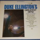 Duke Ellington's GREATEST HITS Reprise LP RS-6234 Big Band Jazz Swing Orchestral