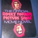 THE OFFICIAL ROCKY HORROR PICTURE SHOW MOVIE NOVEL Richard J Anobile paperback
