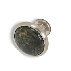 Cabinet konbs-Rustic Bronze Finish-Verde Butterfly