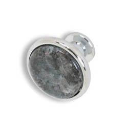 Cabinet konbs-Rustic Bronze Finish-Blue Pearl